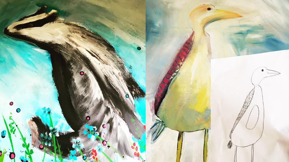 Anna Fitzgerald art