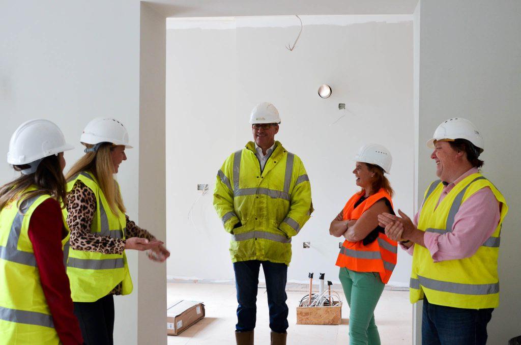 St Margaret's Residences construction update
